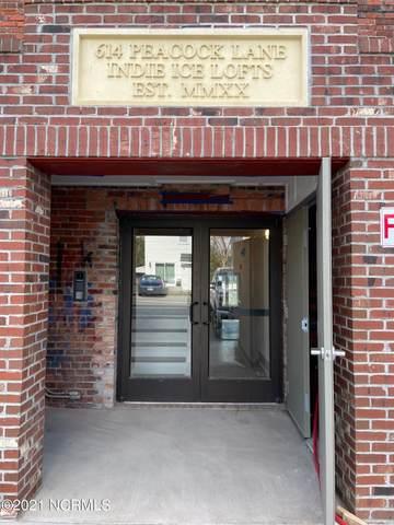 614 Peacock Lane #2, Wilmington, NC 28401 (MLS #100256153) :: David Cummings Real Estate Team