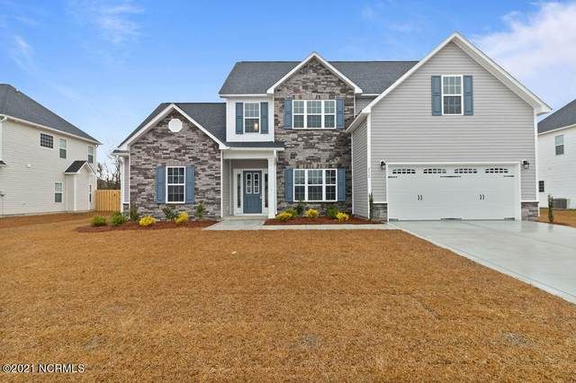 116 Tundra Trail, Swansboro, NC 28584 (MLS #100256355) :: Stancill Realty Group