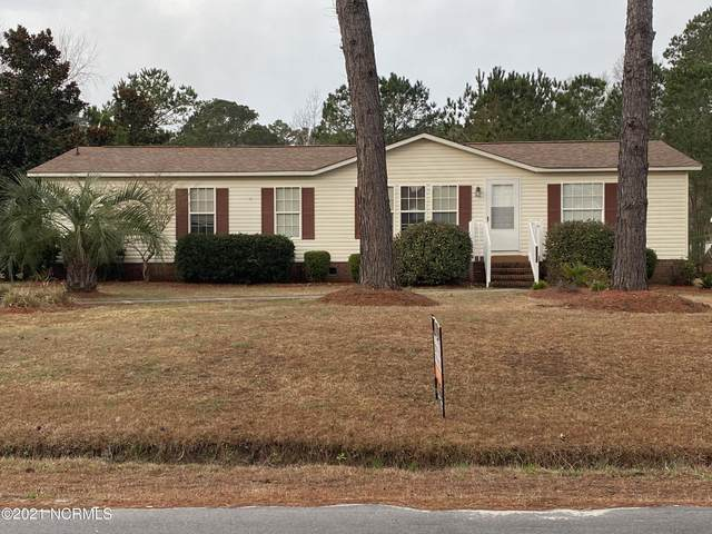 1052 Waterview Lane SW, Calabash, NC 28467 (MLS #100256534) :: Frost Real Estate Team
