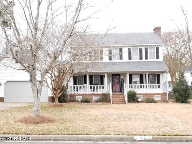 2906 Brentwood Drive N, Wilson, NC 27896 (MLS #100256556) :: Carolina Elite Properties LHR