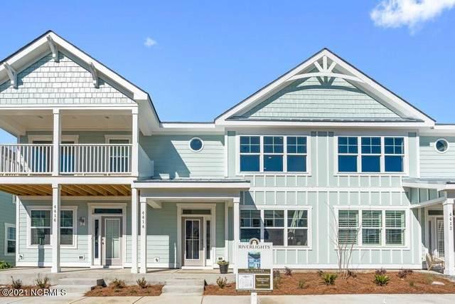 935 Wharton Avenue Lot 468, Wilmington, NC 28412 (MLS #100256729) :: RE/MAX Essential