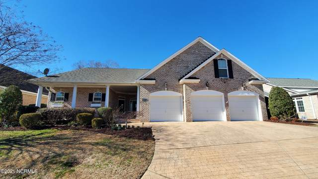 310 Pinnacle Place, Greenville, NC 27834 (MLS #100257060) :: Stancill Realty Group