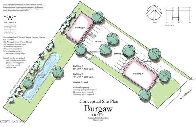 0 Highway 117, Burgaw, NC 28425 (MLS #100257147) :: CENTURY 21 Sweyer & Associates