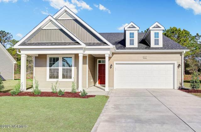 1008 Downrigger Trail, Southport, NC 28461 (MLS #100257163) :: RE/MAX Elite Realty Group
