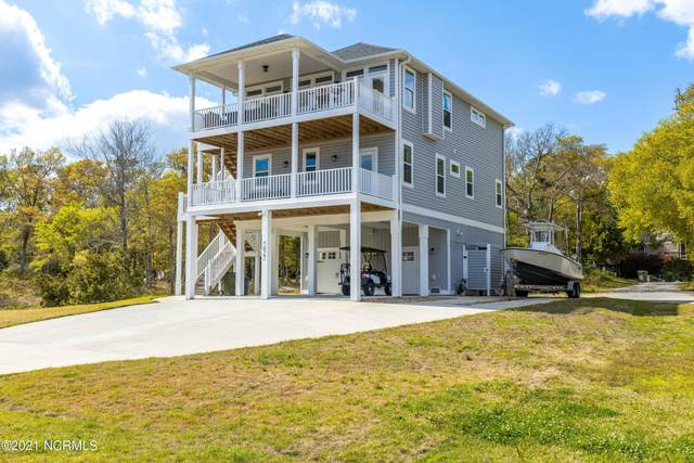 7022 Archers Creek Drive, Emerald Isle, NC 28594 (MLS #100257271) :: Great Moves Realty