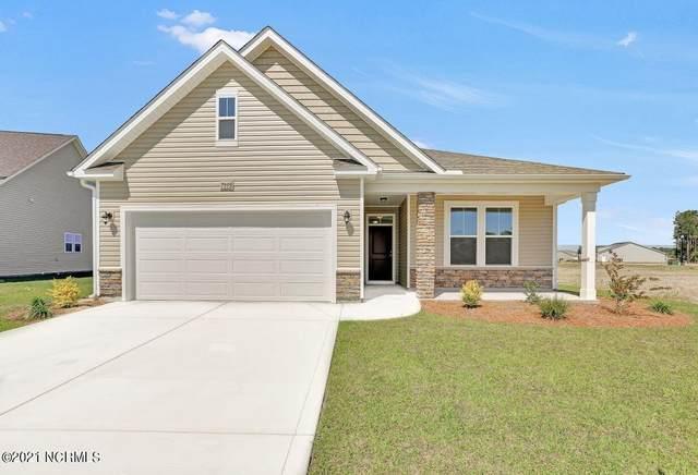 1017 Downrigger Trail, Southport, NC 28461 (MLS #100257389) :: Berkshire Hathaway HomeServices Hometown, REALTORS®
