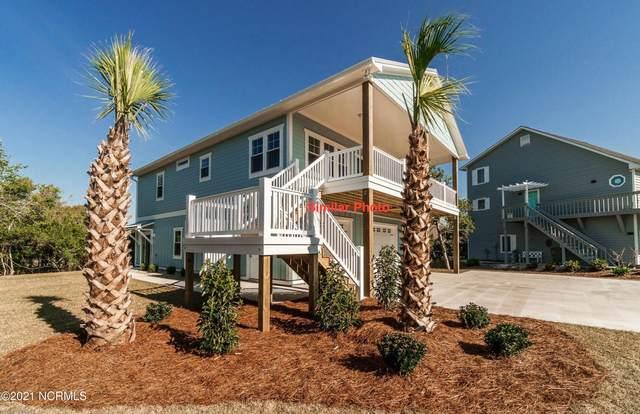 108 Periwinkle Drive, Emerald Isle, NC 28594 (MLS #100257439) :: Barefoot-Chandler & Associates LLC