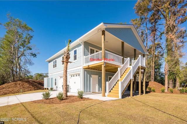 308 Hancock Drive, Emerald Isle, NC 28594 (MLS #100257450) :: Berkshire Hathaway HomeServices Hometown, REALTORS®