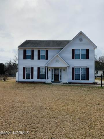 1006 Jamestown Court, Kinston, NC 28504 (MLS #100257513) :: Barefoot-Chandler & Associates LLC