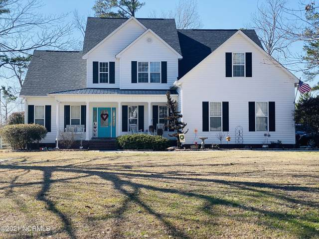 649 Par Drive, Jacksonville, NC 28540 (MLS #100257638) :: Thirty 4 North Properties Group