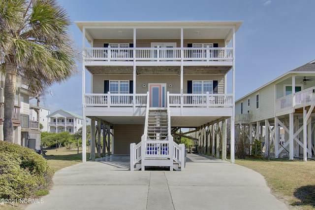 2338 W Beach Drive, Oak Island, NC 28465 (MLS #100257713) :: The Oceanaire Realty