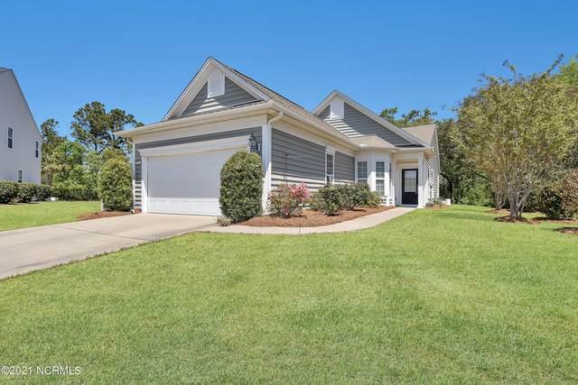 5008 Portside Drive, Southport, NC 28461 (MLS #100257724) :: David Cummings Real Estate Team