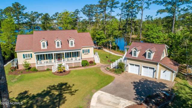 165 Cape Hatteras Point, Oriental, NC 28571 (MLS #100258314) :: David Cummings Real Estate Team