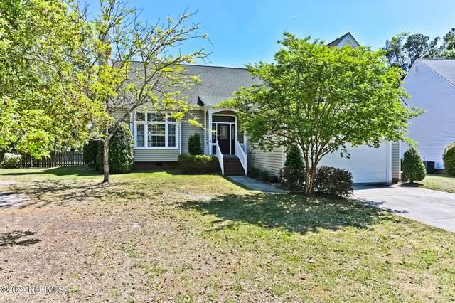 4007 E Bishop Court, Wilmington, NC 28412 (MLS #100258321) :: David Cummings Real Estate Team
