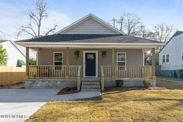 2071 Harrison Street, Wilmington, NC 28401 (MLS #100258488) :: Berkshire Hathaway HomeServices Hometown, REALTORS®