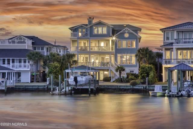 13 Bermuda Drive, Wrightsville Beach, NC 28480 (MLS #100258619) :: RE/MAX Elite Realty Group