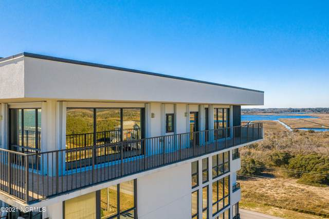 4110 Island Drive Unit 606, North Topsail Beach, NC 28460 (MLS #100258715) :: Donna & Team New Bern