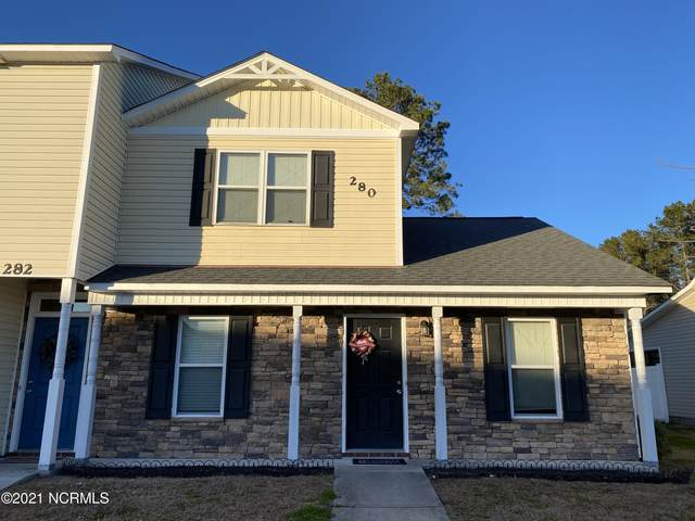 280 Caldwell Loop, Jacksonville, NC 28546 (MLS #100259071) :: Carolina Elite Properties LHR
