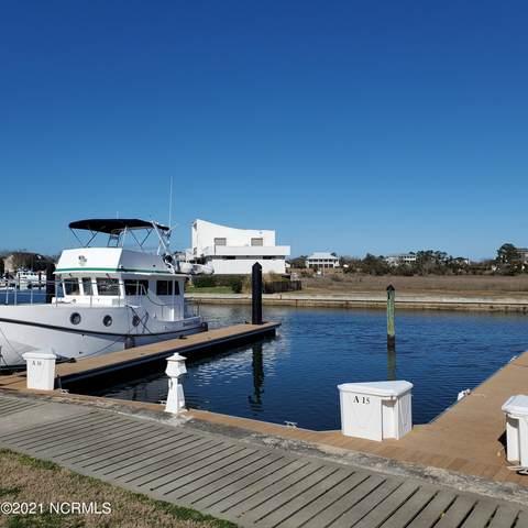 176 Harbor Village Drive Slip A-15, Hampstead, NC 28443 (MLS #100259120) :: The Keith Beatty Team