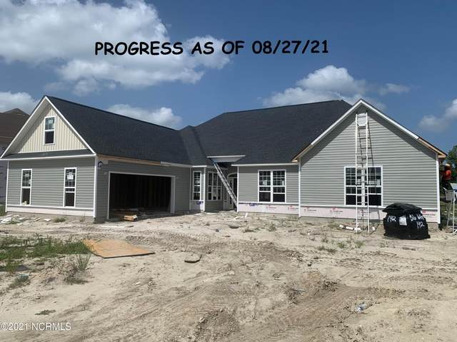 3009 Sharpnose Street, New Bern, NC 28562 (MLS #100259199) :: Berkshire Hathaway HomeServices Prime Properties