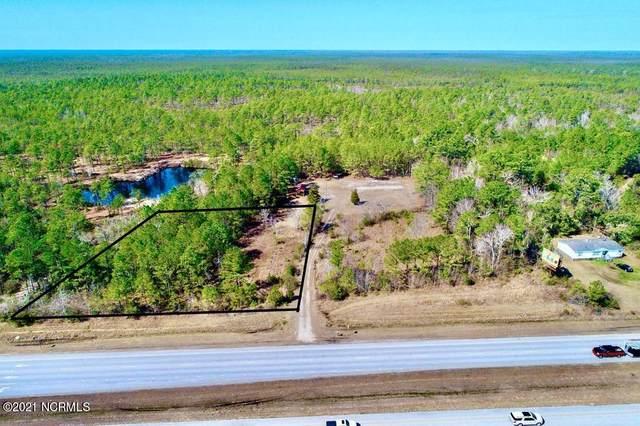 .85 Acres Us Highway 17, Hampstead, NC 28443 (MLS #100259359) :: The Oceanaire Realty