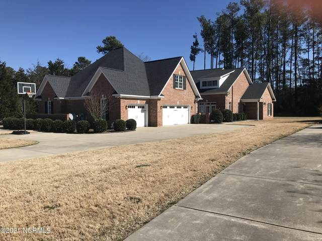 3628 Eagle Farm Drive N, Wilson, NC 27896 (MLS #100259469) :: Carolina Elite Properties LHR