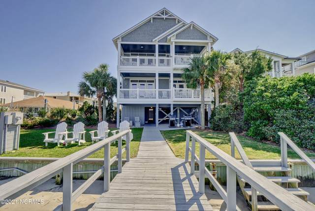 2 Sunset Avenue A, Wrightsville Beach, NC 28480 (MLS #100259579) :: Vance Young and Associates
