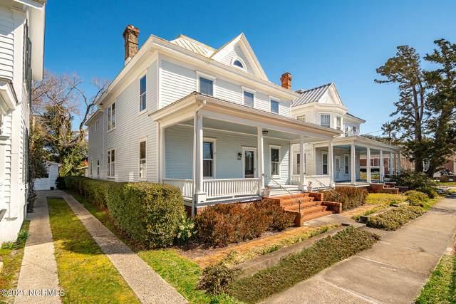 313 Ann Street, Beaufort, NC 28516 (MLS #100259670) :: Stancill Realty Group