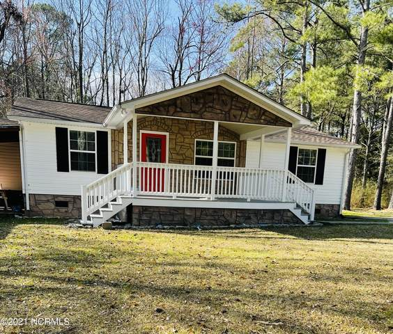 134 Sawyer Lane, Wallace, NC 28466 (MLS #100259883) :: The Legacy Team