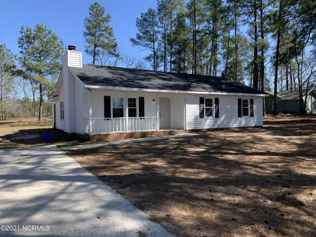 11821 Cypress Drive, Laurinburg, NC 28352 (MLS #100260068) :: Frost Real Estate Team