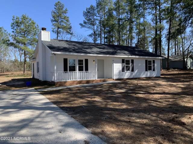 11821 Cypress Drive, Laurinburg, NC 28352 (MLS #100260068) :: Castro Real Estate Team