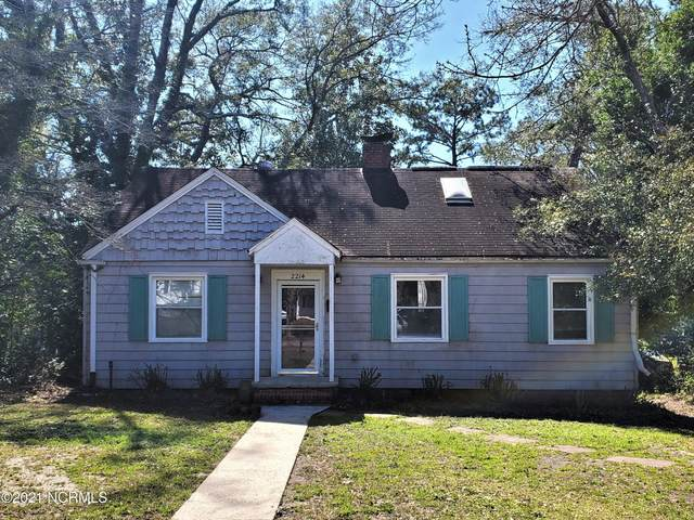 2214 Brandon Road, Wilmington, NC 28405 (MLS #100260217) :: The Oceanaire Realty