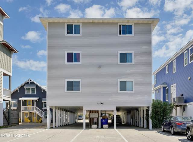 1208 Carolina Beach Avenue N 1B, Carolina Beach, NC 28428 (MLS #100260232) :: Castro Real Estate Team