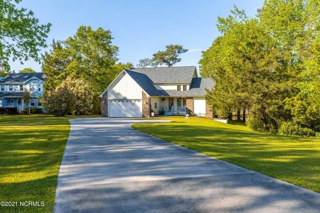 252 River Reach Drive, Swansboro, NC 28584 (MLS #100260315) :: Aspyre Realty Group | Coldwell Banker Sea Coast Advantage