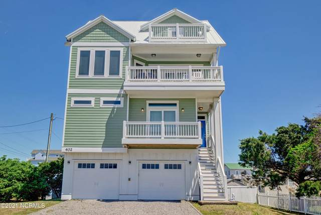402 N Topsail Drive, Surf City, NC 28445 (MLS #100260603) :: RE/MAX Essential