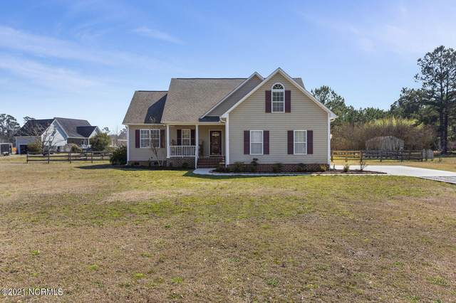 412 Knollwood Drive, Hampstead, NC 28443 (MLS #100260670) :: RE/MAX Elite Realty Group