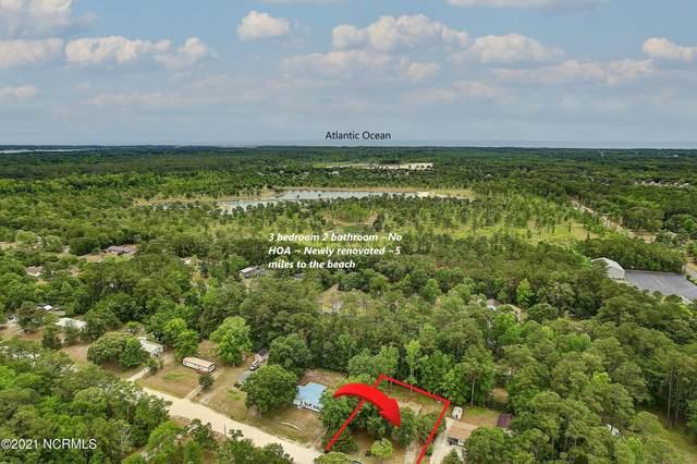 443 Baker Drive SW, Supply, NC 28462 (MLS #100260777) :: Barefoot-Chandler & Associates LLC