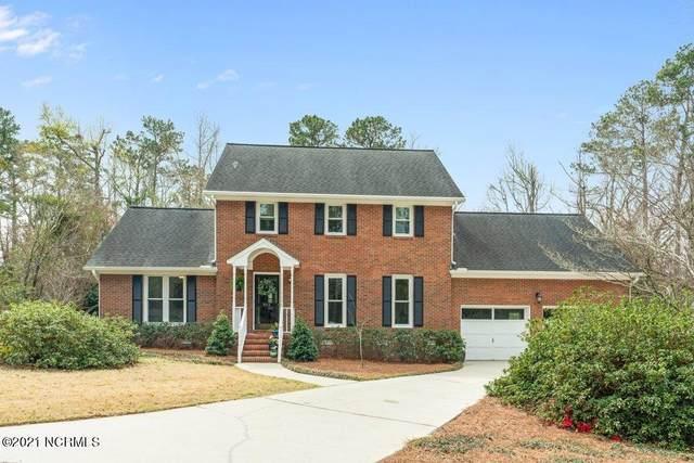 904 Seven Oaks Drive, Wilmington, NC 28411 (MLS #100261099) :: Castro Real Estate Team