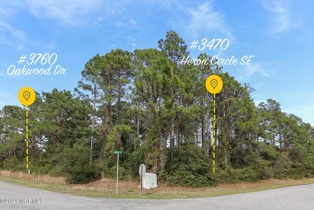 3760 Oakwood Drive, Southport, NC 28461 (MLS #100261430) :: Great Moves Realty