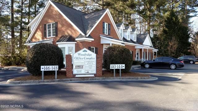 Lot 8 Woodridge Court, Rocky Mount, NC 27804 (MLS #100261553) :: CENTURY 21 Sweyer & Associates