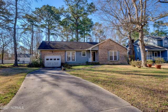317 Southwest Drive, Jacksonville, NC 28540 (MLS #100261633) :: Vance Young and Associates