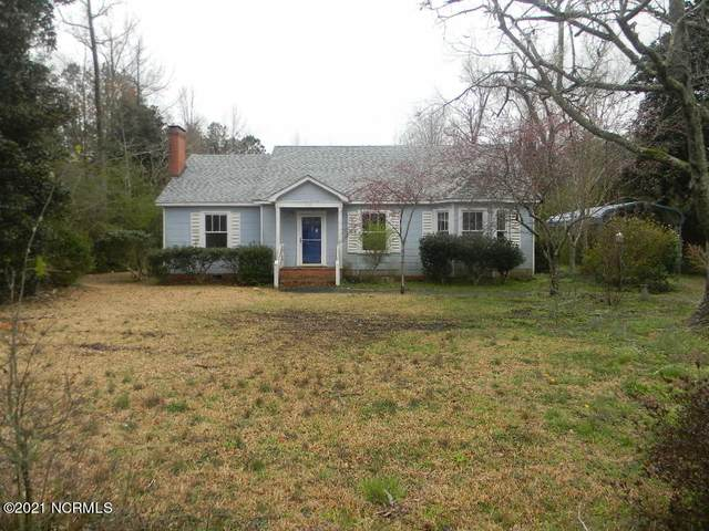 601 S Walker Street, Burgaw, NC 28425 (MLS #100262439) :: David Cummings Real Estate Team