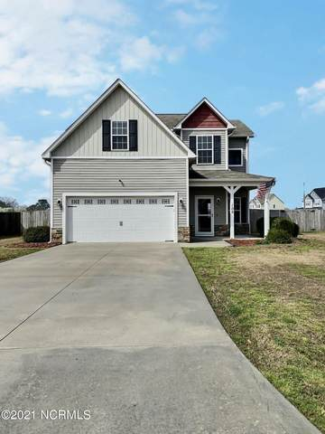 109 Buckhaven Drive, Richlands, NC 28574 (MLS #100262470) :: The Oceanaire Realty