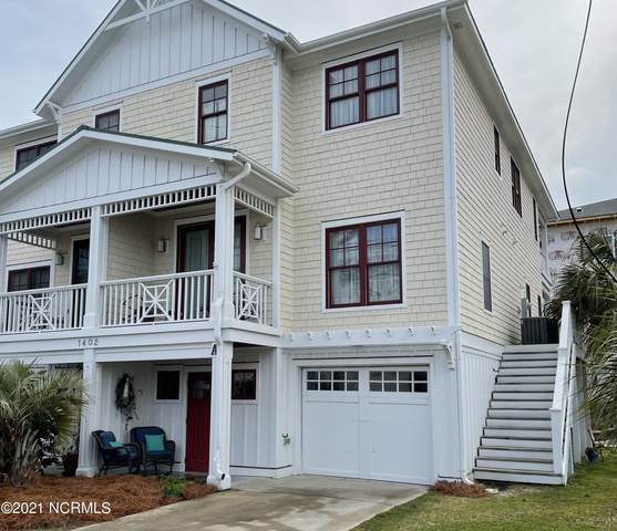 1402-A N Lumina Avenue, Wrightsville Beach, NC 28480 (MLS #100262640) :: CENTURY 21 Sweyer & Associates
