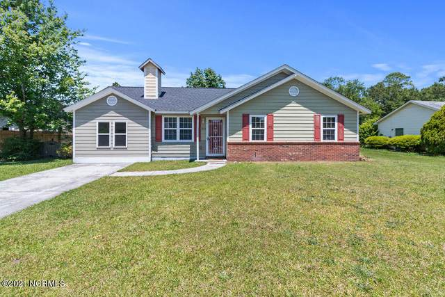 2606 Brookfield Drive, Midway Park, NC 28544 (MLS #100263184) :: Vance Young and Associates