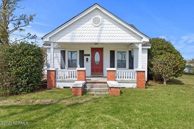 653 Wetherington Landing Road, Stella, NC 28582 (MLS #100263397) :: Barefoot-Chandler & Associates LLC