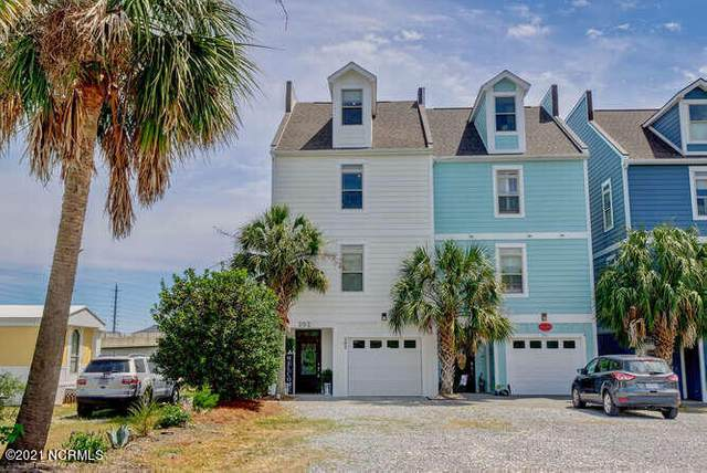 202 Waterway Lane, Surf City, NC 28445 (MLS #100263517) :: Great Moves Realty