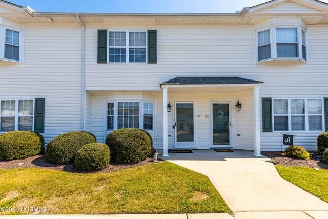 1217 Cross Creek Circle E6, Greenville, NC 27834 (MLS #100263662) :: Barefoot-Chandler & Associates LLC