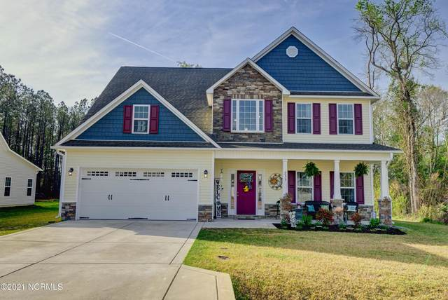 233 W Huckleberry Way, Rocky Point, NC 28457 (MLS #100263941) :: Frost Real Estate Team