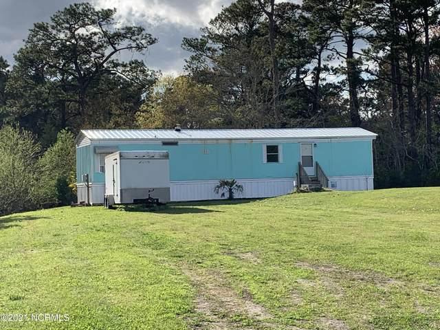 719 Russells Creek Road, Beaufort, NC 28516 (MLS #100264159) :: RE/MAX Elite Realty Group